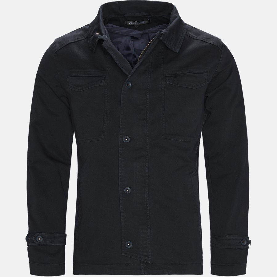 BRONCO 055 - Bronco Jakke - Jakker - Regular - DARK NAVY - 1